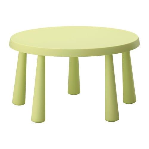 MAMMUT Kindertisch - IKEA | {Kindertisch 34}