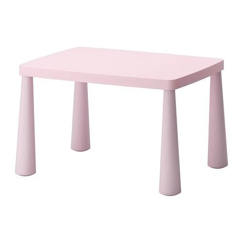 MAMMUT Kindertisch - IKEA | {Kindertisch 70}
