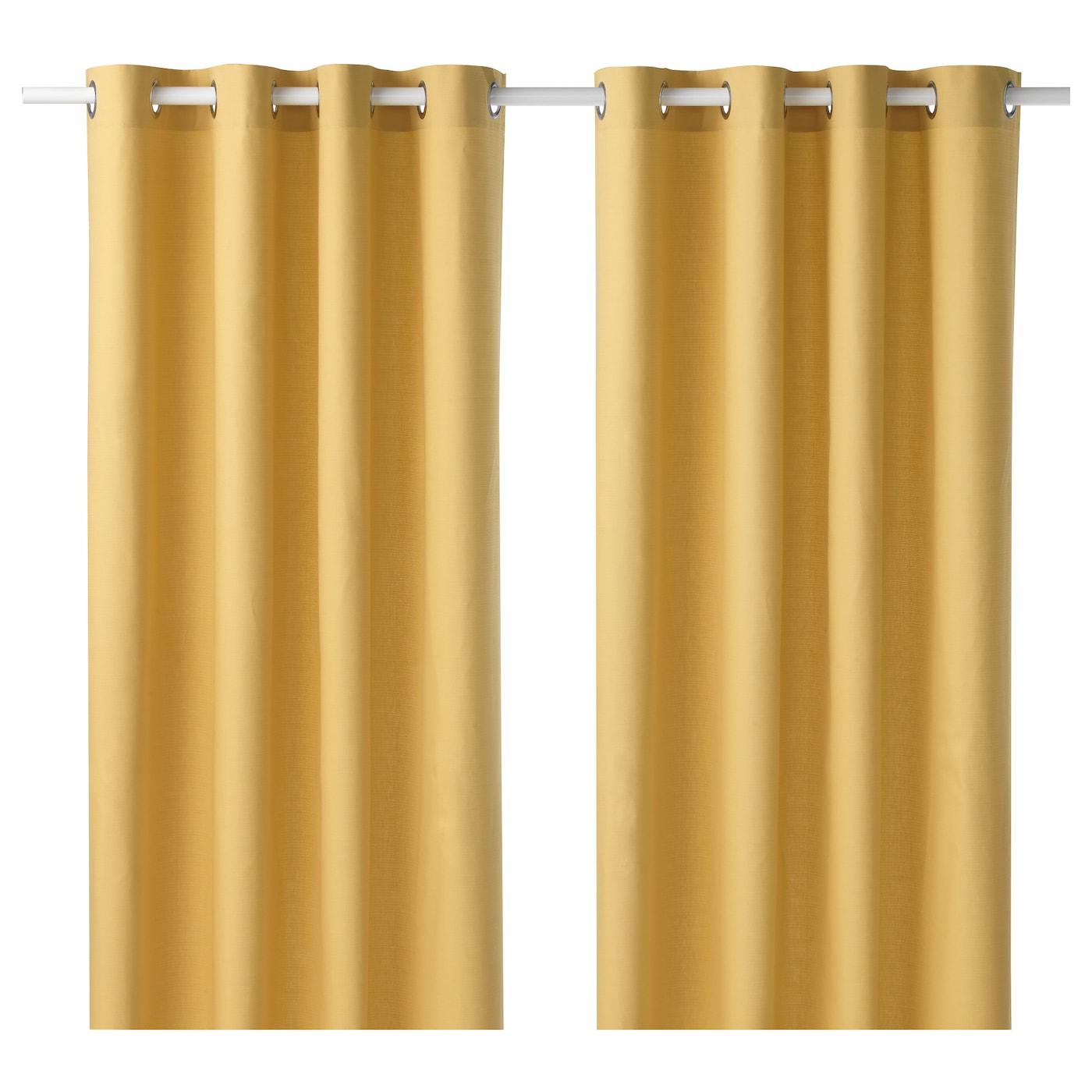 Vorhänge Ikea sanela gardinenpaar ikea