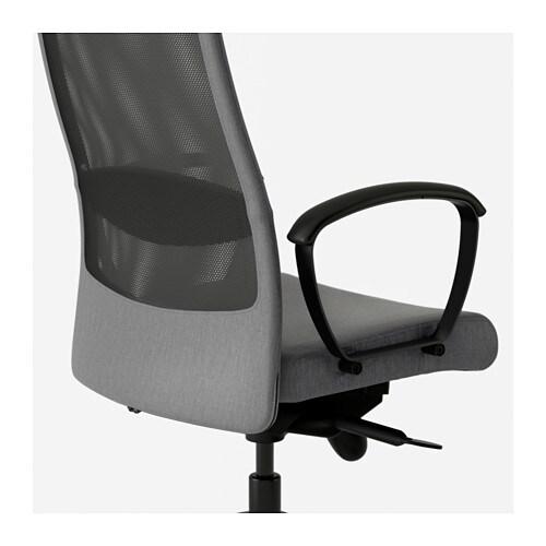 Schreibtischstuhl ikea preis  MARKUS Drehstuhl - Glose schwarz - IKEA