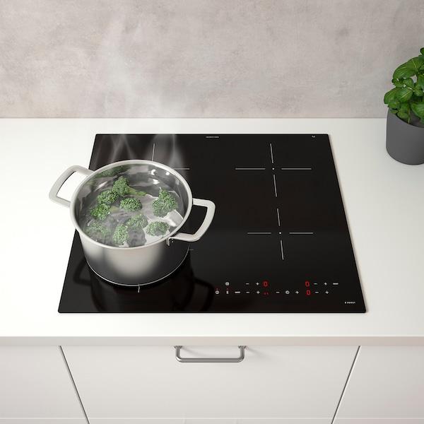 MATMÄSSIG Induktionskochfeld, IKEA 300 schwarz, 59 cm