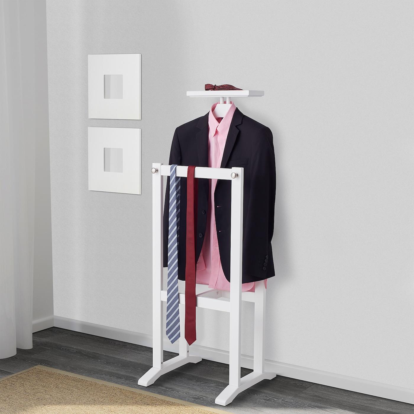 MATREDAL Kleiderständer   weiß