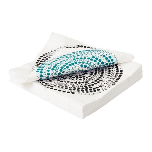 medh ll papierserviette ikea. Black Bedroom Furniture Sets. Home Design Ideas