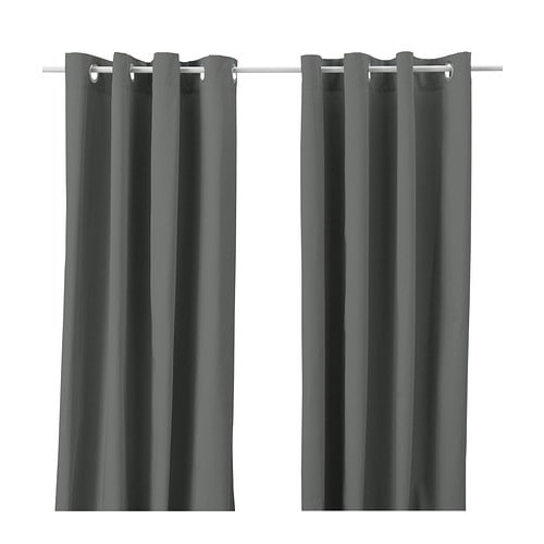 Vorhänge Ikea merete gardinenpaar ikea