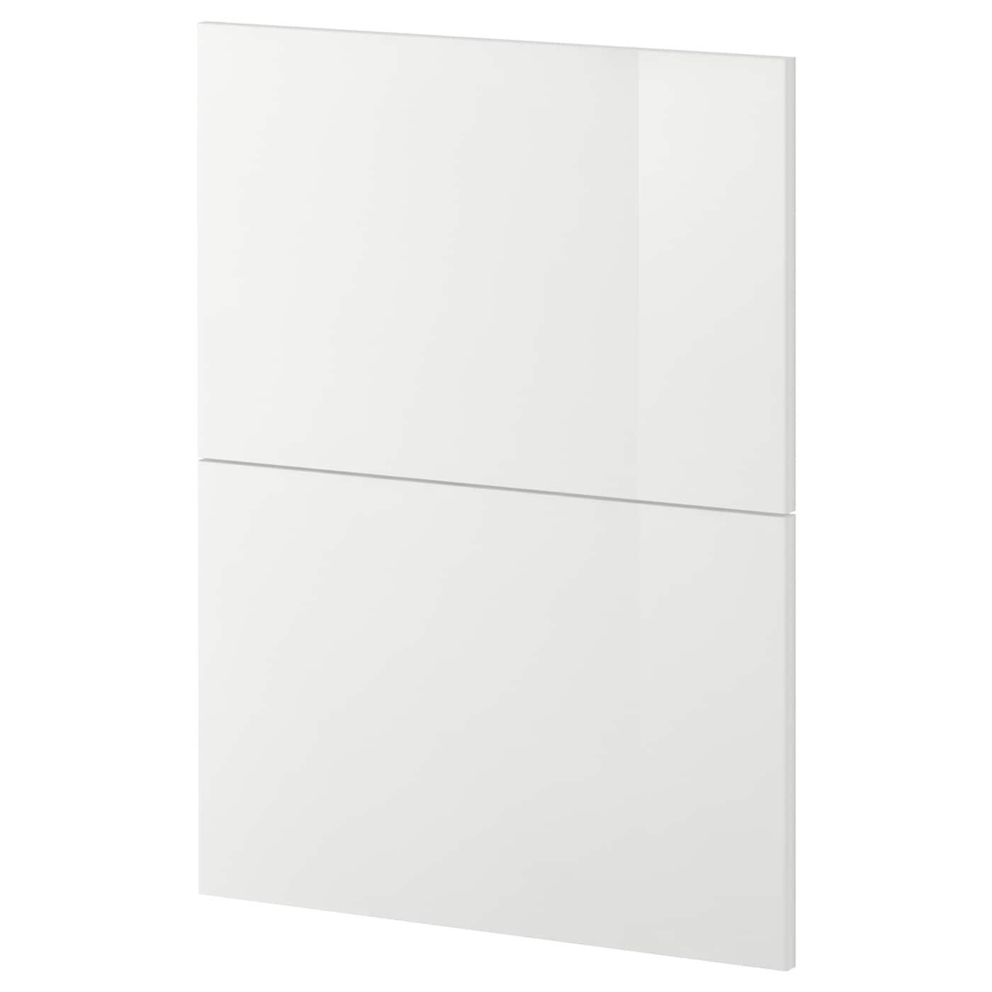 IKEA METOD 2 fronten für geschirrspüler Ringhult weiß 60 cm   Küche und Esszimmer > Küchenelektrogeräte > Gefrierschränke   IKEA