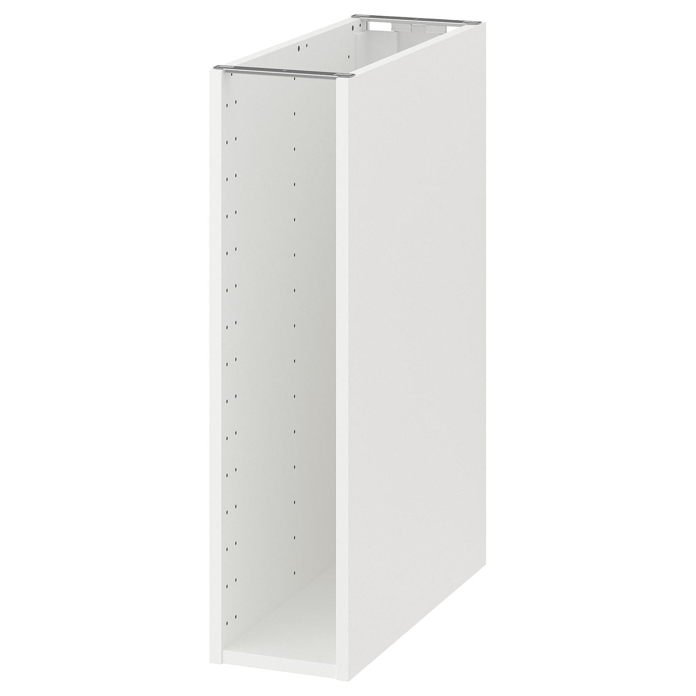 Metod Korpus Unterschrank Weiss Ikea Deutschland