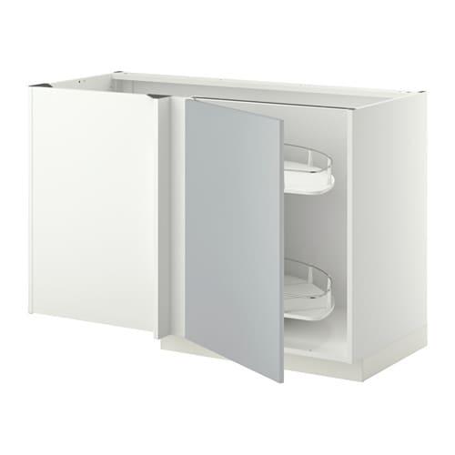Dombas Ikea Wardrobe Review ~ METOD Eckunterschrank ausziehb Einricht Für gute Übersicht und