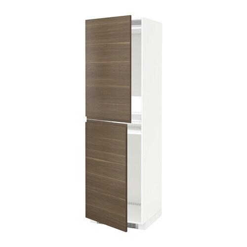 metod hochschrank f k hl gefrierschrank wei voxtorp. Black Bedroom Furniture Sets. Home Design Ideas