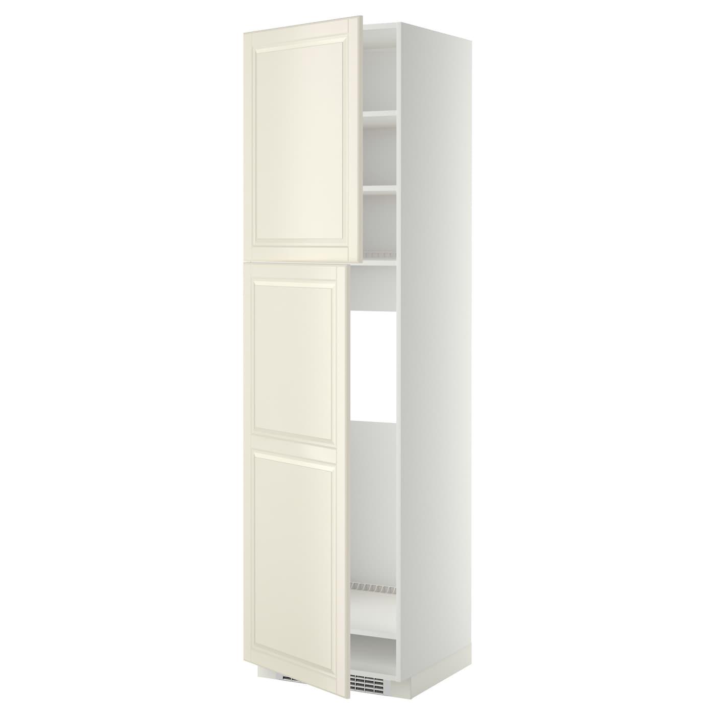 METOD, HS für Kühlschr m 2 Türen, weiß 199.255.48