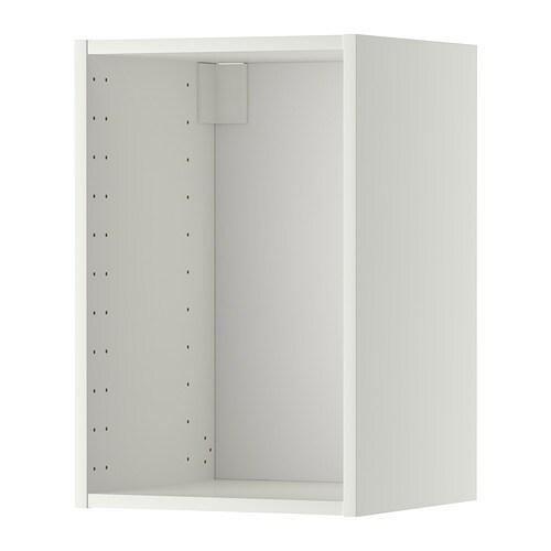 Waschtisch Selber Bauen Ikea ~ IKEA FAKTUM Wandschrank mit 2 Vitrinentüren  Rockhammar braun, 80×70