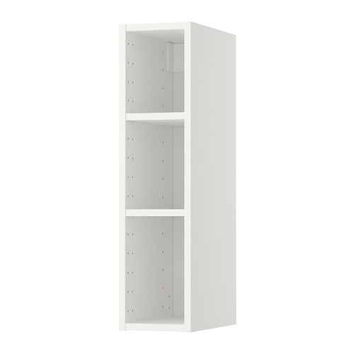 metod korpus wandschrank wei 20x37x80 cm ikea. Black Bedroom Furniture Sets. Home Design Ideas