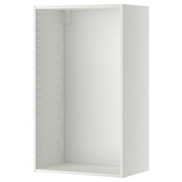 METOD Korpus Wandschrank, weiß, 60x37x100 cm