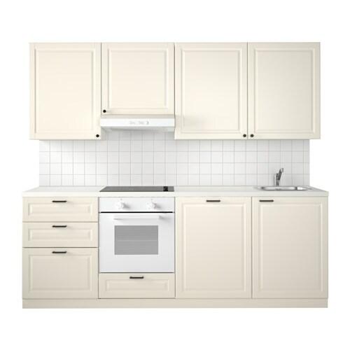Laxarby Kuche Weiß : METOD Küche FÖRVARA Schubladen lassen sich bis zu ¾ ihrer Tiefe