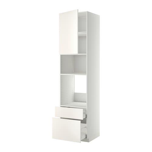 metod maximera hs f ofen mikro m t r 2 schubl wei veddinge wei ikea. Black Bedroom Furniture Sets. Home Design Ideas