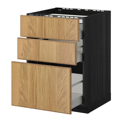 metod maximera unterschr f kochf 3 fronten 3sch. Black Bedroom Furniture Sets. Home Design Ideas