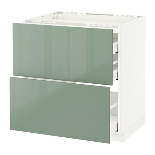 metod maximera unterschr f kochf 2 fronten 3 sch wei. Black Bedroom Furniture Sets. Home Design Ideas