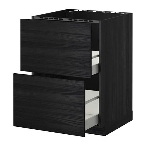 metod maximera unterschr f sp le 2 fronten 2sch. Black Bedroom Furniture Sets. Home Design Ideas