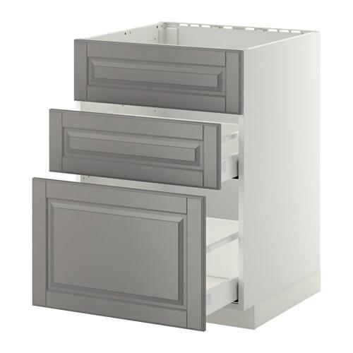 metod maximera unterschr f sp le 3 fronten 2sch wei. Black Bedroom Furniture Sets. Home Design Ideas
