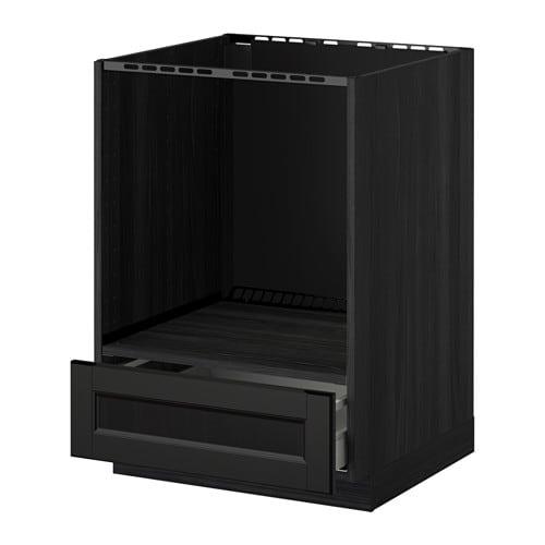 Jugendzimmer Komplett Günstig Kaufen Ikea ~ METOD  MAXIMERA Unterschrank für Ofen mit Schubl Die Schubladen