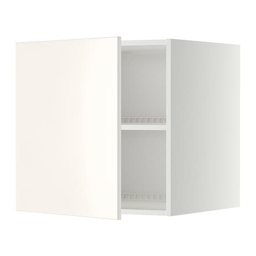 metod oberschrank f k hl gefrierschrank wei veddinge wei 60x60 cm ikea. Black Bedroom Furniture Sets. Home Design Ideas