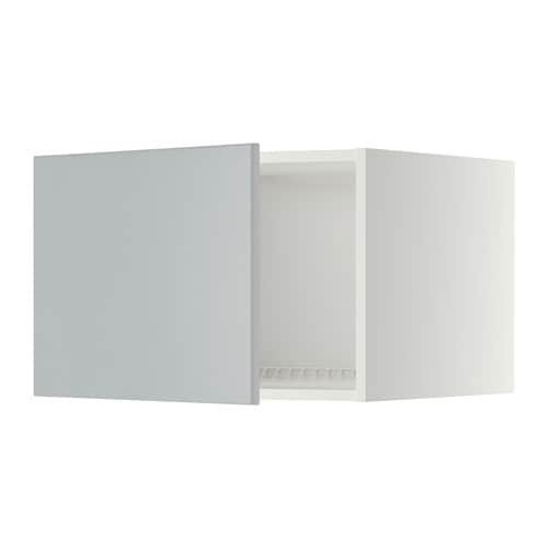metod oberschrank f k hl gefrierschrank wei veddinge grau 60x40 cm ikea. Black Bedroom Furniture Sets. Home Design Ideas