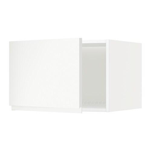 metod oberschrank f k hl gefrierschrank wei voxtorp matt wei 60x40 cm ikea. Black Bedroom Furniture Sets. Home Design Ideas