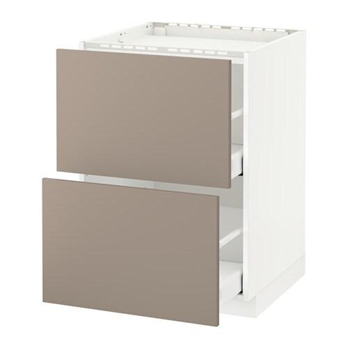 metod unterschr f kochf 2 fronten 2sch wei ubbalt. Black Bedroom Furniture Sets. Home Design Ideas