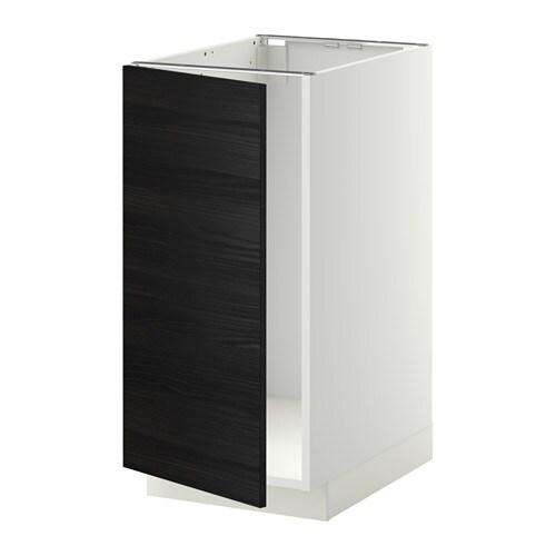metod unterschr f r sp le abfalltrennung wei tingsryd holzeffekt schwarz ikea. Black Bedroom Furniture Sets. Home Design Ideas