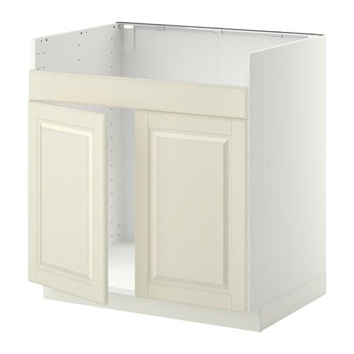 metod unterschrank f domsj sp le 2 wei bodbyn. Black Bedroom Furniture Sets. Home Design Ideas