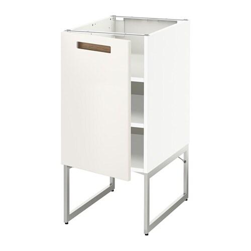 metod unterschrank mit b den wei m rsta wei 40x60x60 cm ikea. Black Bedroom Furniture Sets. Home Design Ideas