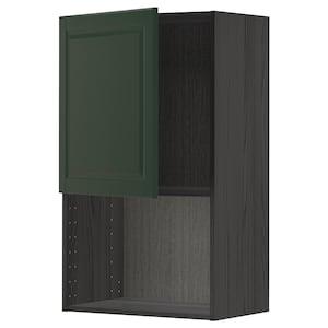 Front: Bodbyn dunkelgrün.