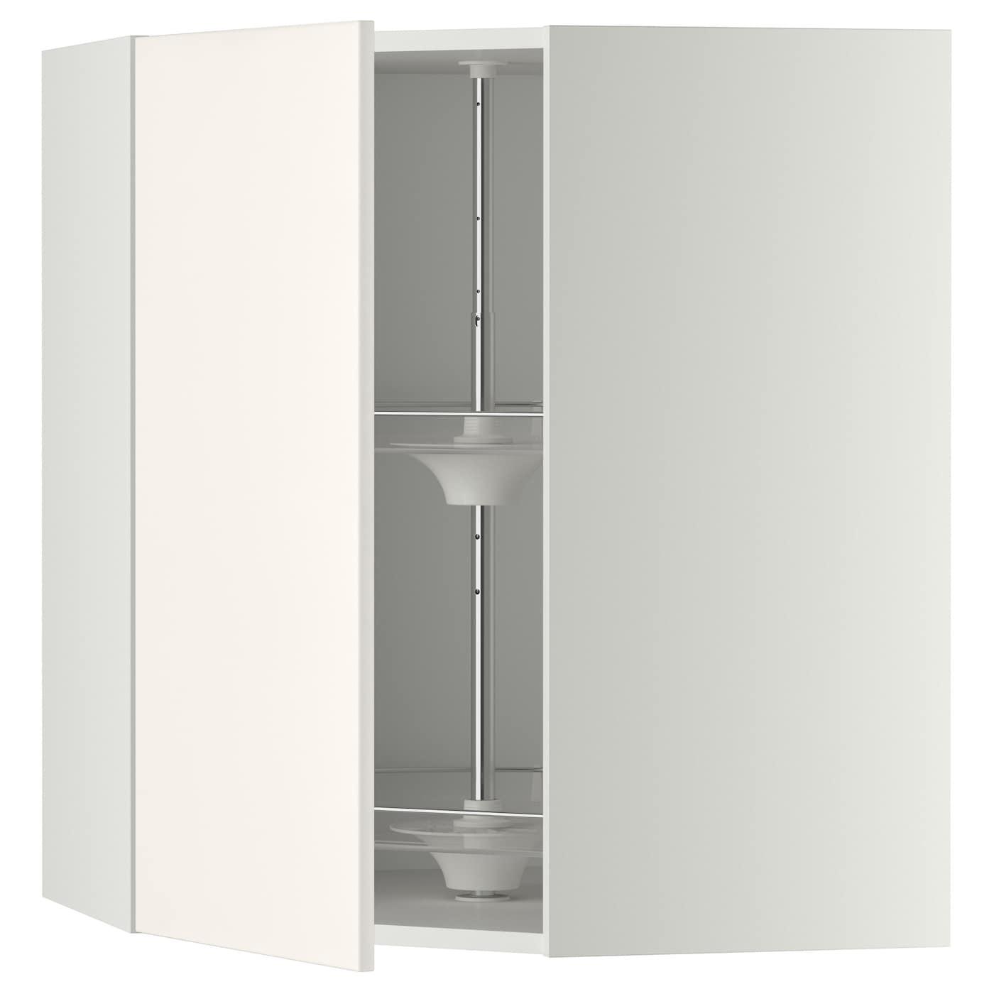 METOD Oberschrank - weiß, Häggeby weiß - IKEA