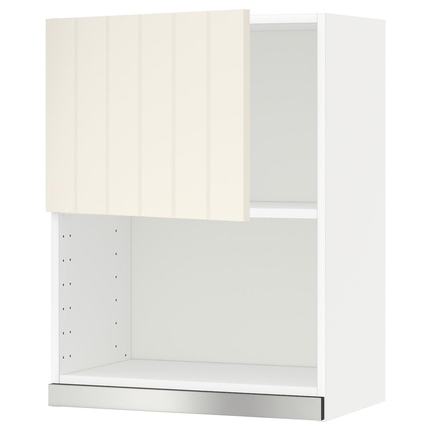 METOD, Wandschrank für Mikrowellenherd, weiß 690.541.37