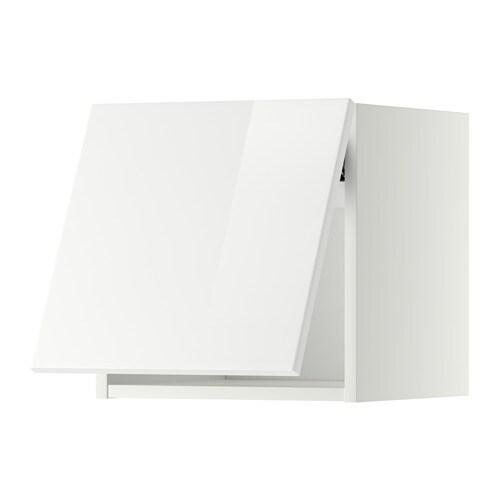 metod wandschrank horizontal wei ringhult hochglanz wei 40x40 cm ikea. Black Bedroom Furniture Sets. Home Design Ideas