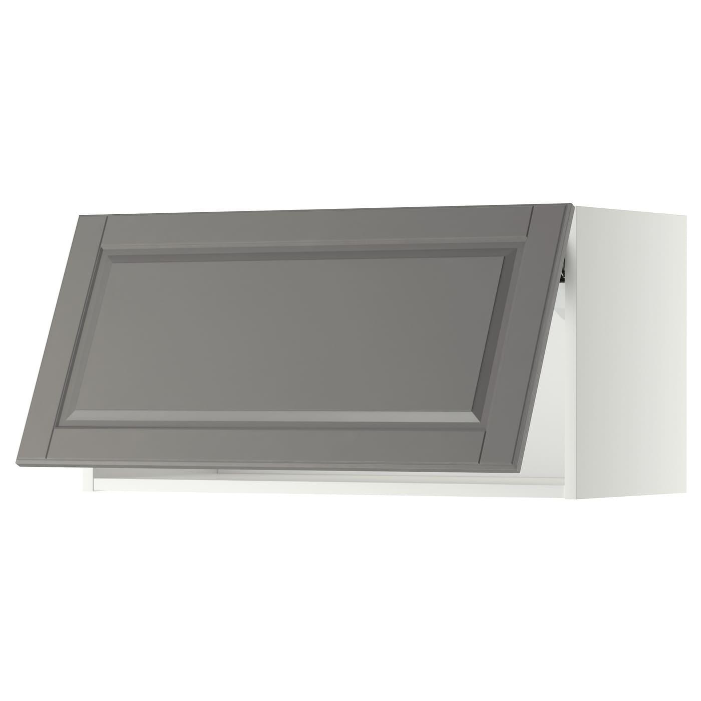 METOD, Wandschrank horizontal, weiß 699.186.87