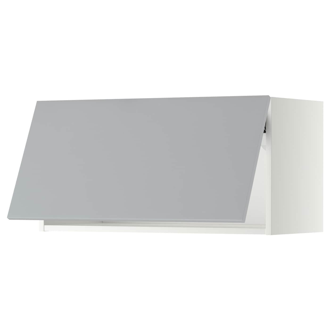 METOD, Wandschrank horizontal, weiß 999.179.88