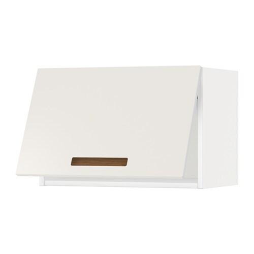 METOD Wandschrank horizontal weiß Märsta weiß 60x40 cm