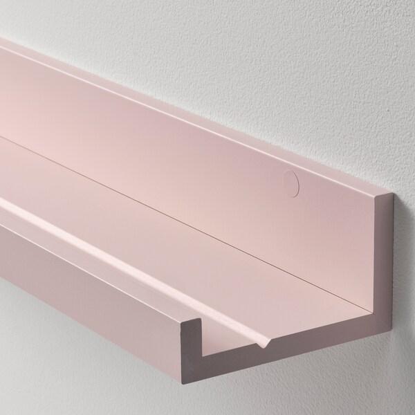 MOSSLANDA Bilderleiste, blassrosa, 55 cm