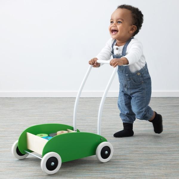 IKEA MULA Wagen zum laufenlernen