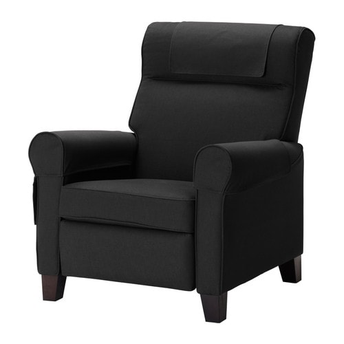 ikea muren sessel idemo schwarz 20 30 g nstiger bei. Black Bedroom Furniture Sets. Home Design Ideas