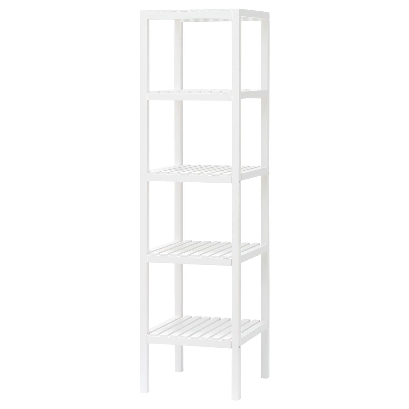 Muskan Regal Weiss 37x140 Cm Ikea Deutschland