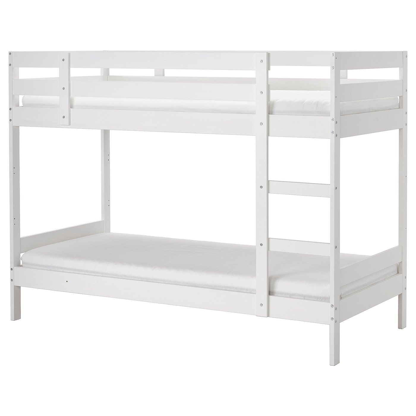 MYDAL Etagenbettgestell - weiß 90x200 cm
