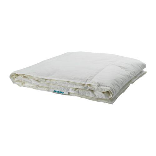 ikea bettdecke mysa r nn w rmestufe 2 zudecke 240x220 cm 220x240 cm decke neu ebay. Black Bedroom Furniture Sets. Home Design Ideas