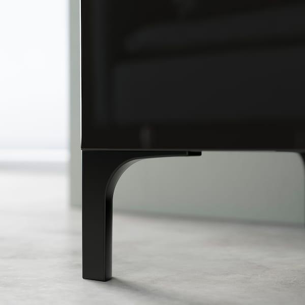 NANNARP Bein, schwarz