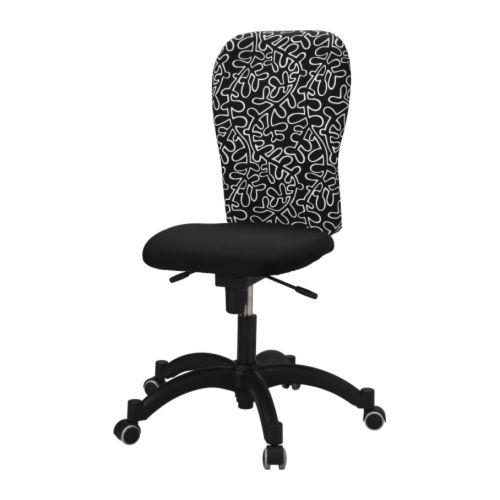 Ikea Drehstuhl Nominell Test ~ NOMINELL Drehstuhl Die Sitzfläche lässt sich auf bequeme