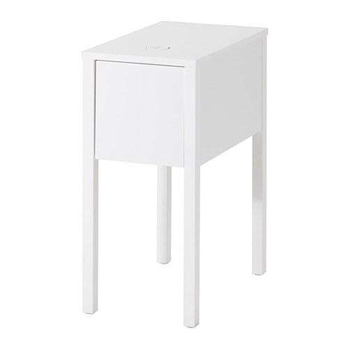 ikea nordli ablagetisch mit ladefunktion 10 37 g nstiger. Black Bedroom Furniture Sets. Home Design Ideas