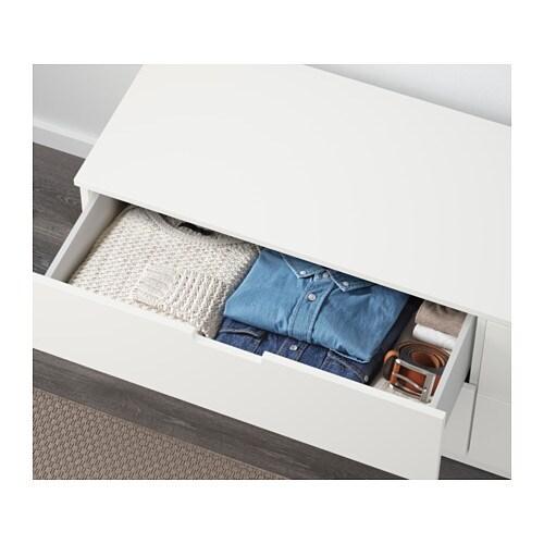 nordli kommode mit 4 schubladen ikea. Black Bedroom Furniture Sets. Home Design Ideas