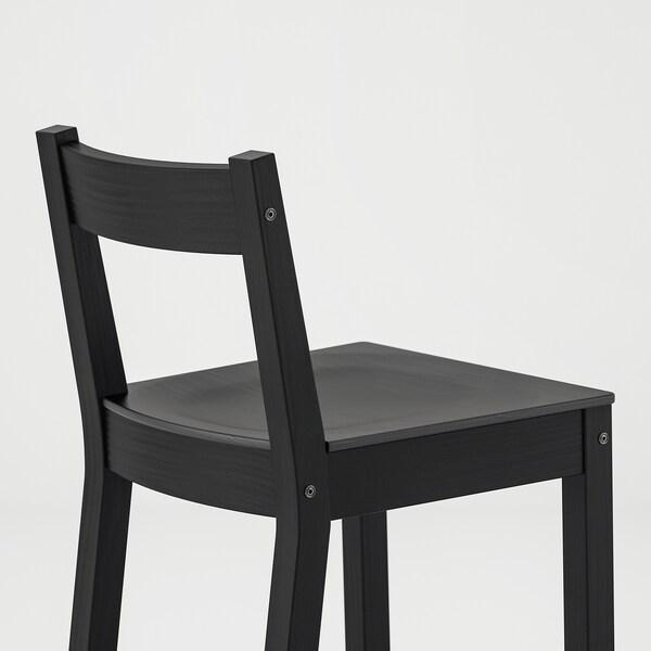 NORDVIKEN Barhocker, schwarz. Heute bestellen - IKEA ...