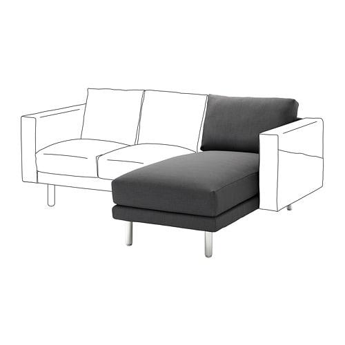 norsborg r camierenelement finnsta dunkelgrau metall ikea. Black Bedroom Furniture Sets. Home Design Ideas