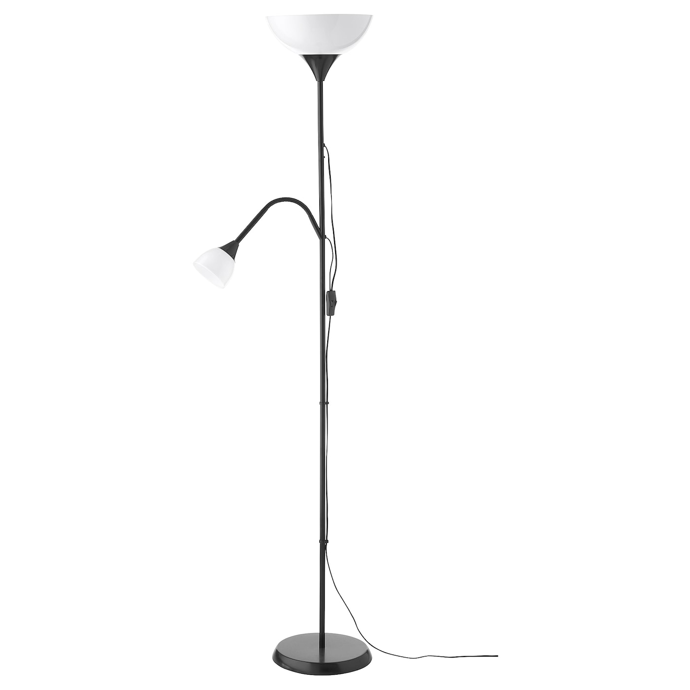 Stehlampe Beleuchtung Ikea Ranarp Standleuchte Leseleuchte In